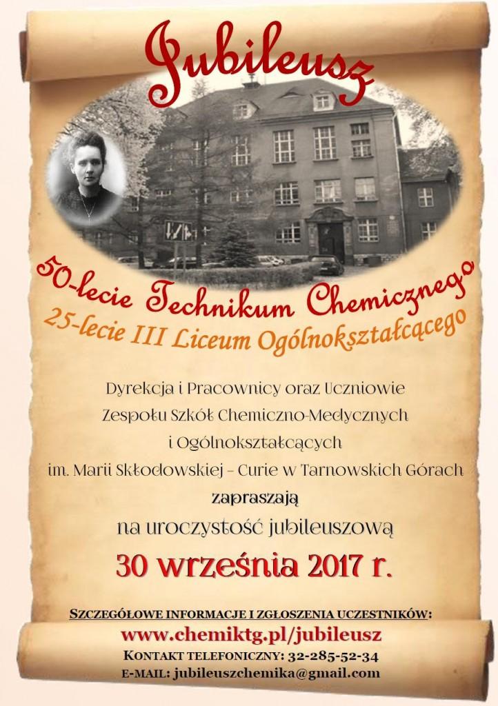 JUBILEUSZ CHEMIKA bc