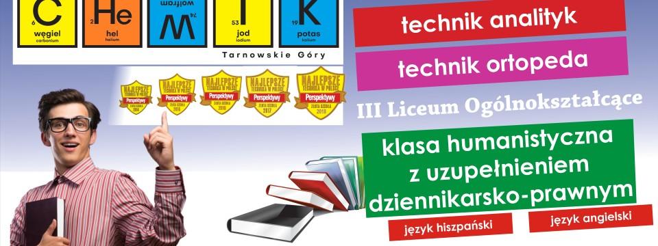 Oferta na rok szkolny 2018/2019